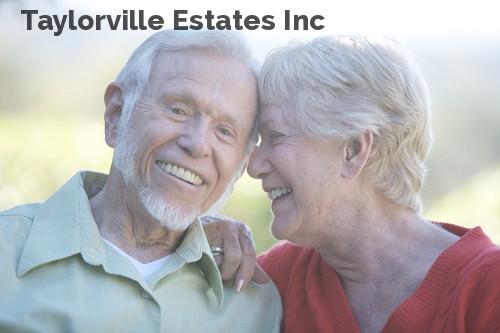 Taylorville Estates Inc