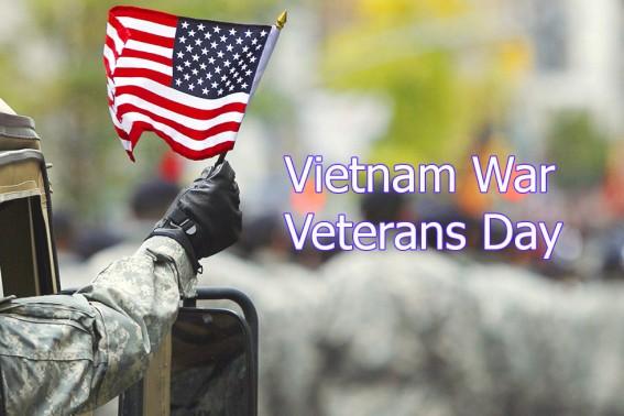 Thanksgiving day for Vietnam veterans / National Vietnam War Veterans Day
