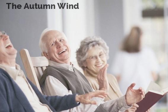 The Autumn Wind
