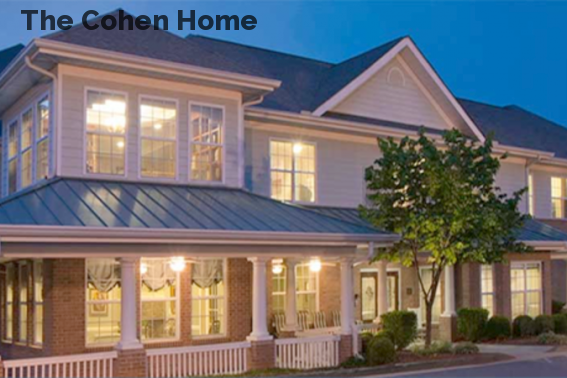 The Cohen Home