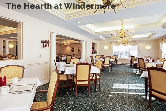 The Hearth at Windermere