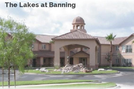 The Lakes at Banning