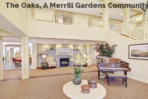 The Oaks, A Merrill Gardens Community