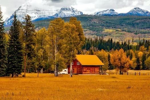 The Shipp's Meadow Valley Home
