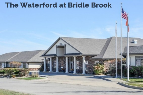 The Waterford at Bridle Brook