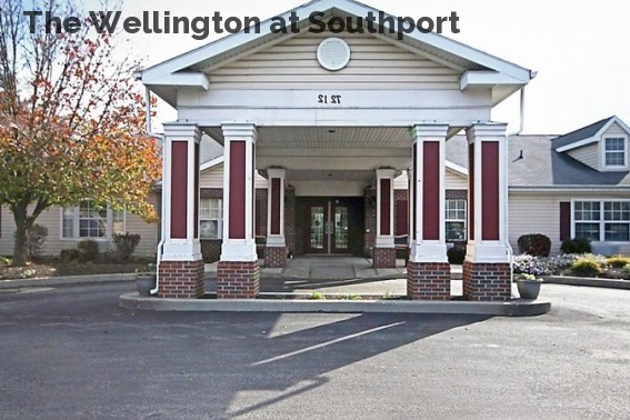 The Wellington at Southport