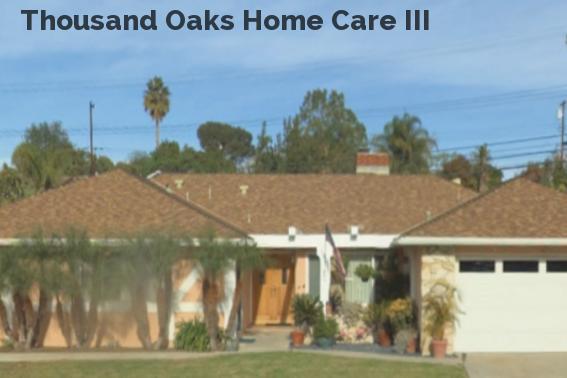 Thousand Oaks Home Care III