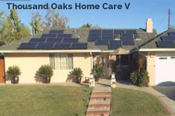 Thousand Oaks Home Care V