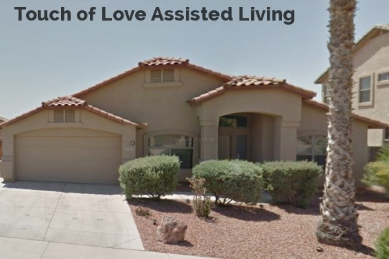 Touch of Love Assisted Living