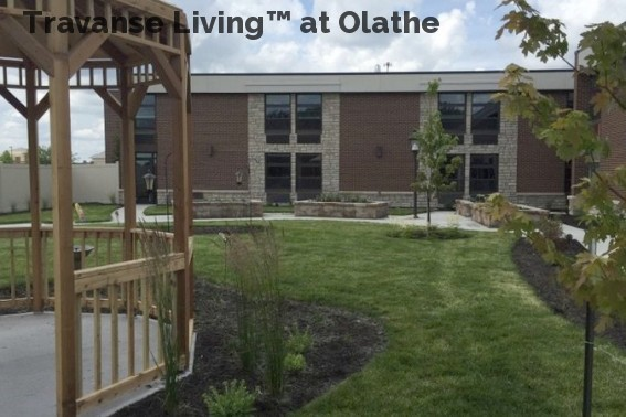 Travanse Living™ at Olathe