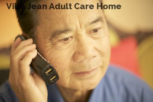 Villa Jean Adult Care Home