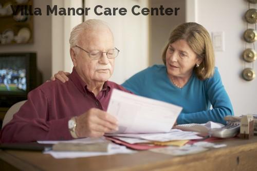 Villa Manor Care Center