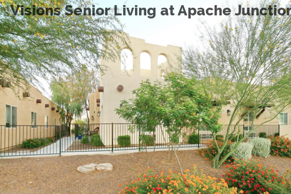 Visions Senior Living at Apache Junction