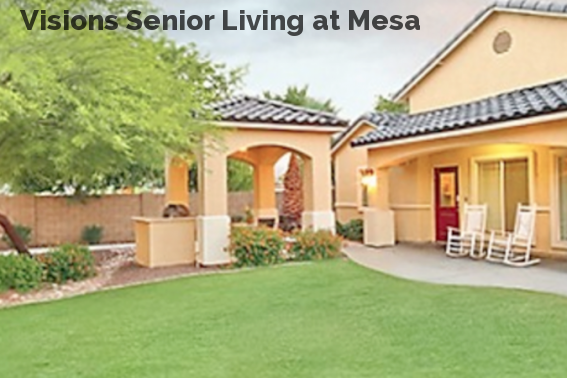 Visions Senior Living at Mesa