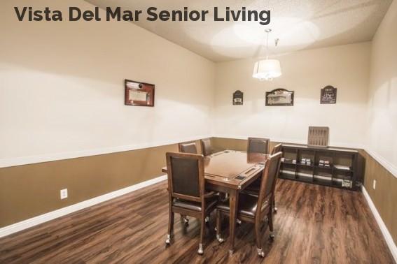 Vista Del Mar Senior Living