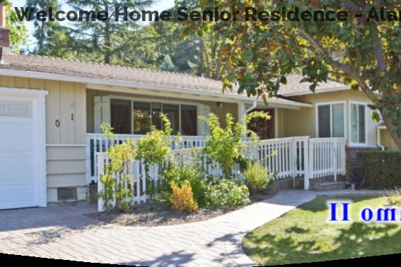 Welcome Home Senior Residence - Alamo II