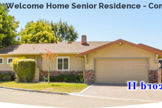 Welcome Home Senior Residence - Conco...