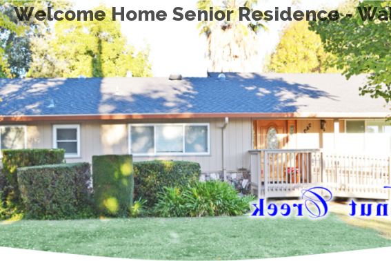 Welcome Home Senior Residence - Walnu...