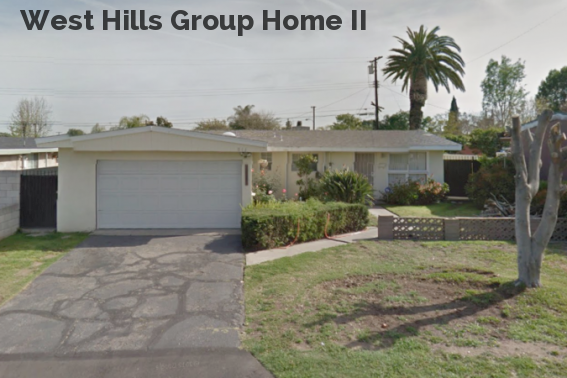 West Hills Group Home II