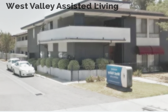 West Valley Assisted Living