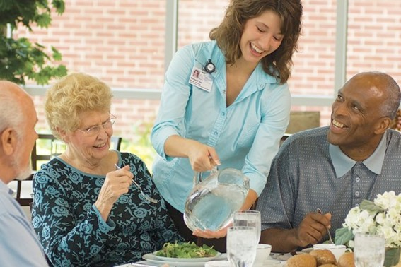 What is assisted living facilities