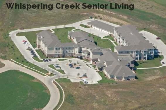 Whispering Creek Senior Living