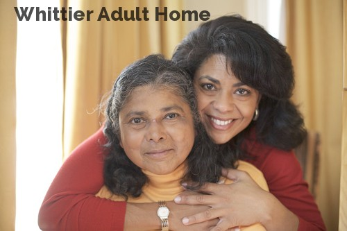 Whittier Adult Home