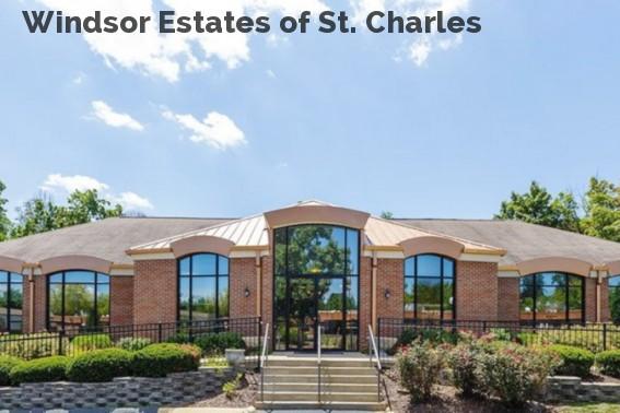 Windsor Estates of St. Charles
