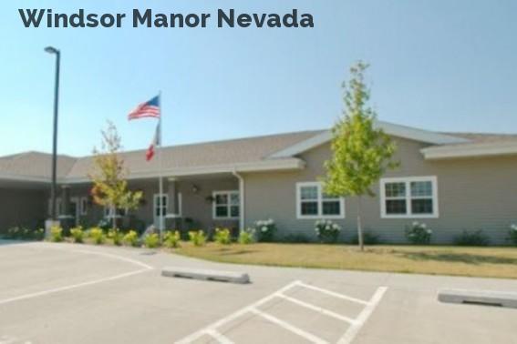Windsor Manor Nevada
