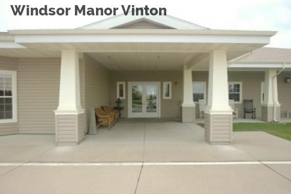 Windsor Manor Vinton