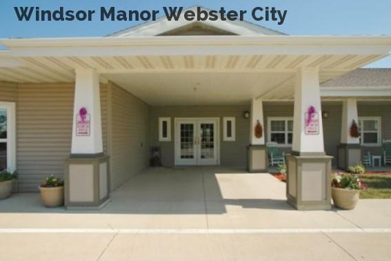 Windsor Manor Webster City