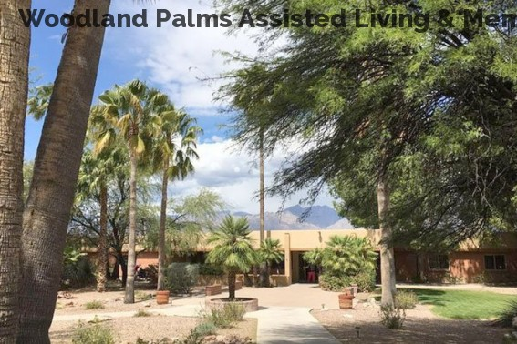 Woodland Palms Assisted Living & Memo...