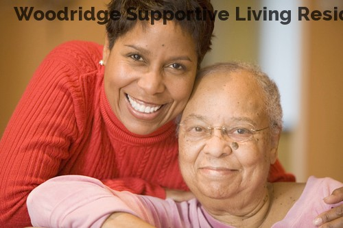 Woodridge Supportive Living Residence