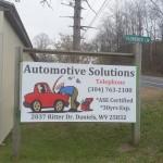 Automotive Solutions, LLC