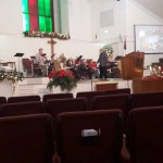 Cherry Ridge Baptist Church