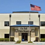 Laurie City Hall Police department