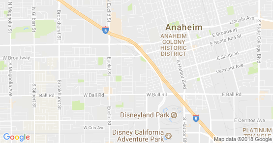 Anaheim Villa Guest Home