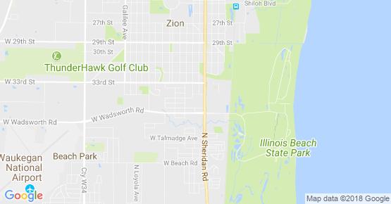 Barton Senior Residences of Zion