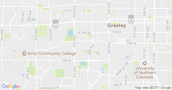 Garden Square of Greeley
