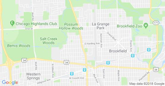 Grove Of La Grange Park