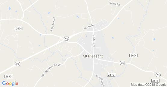 Mt. Pleasant House