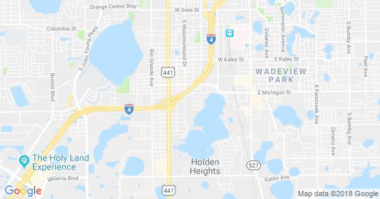 Orlando Health and Rehab (formerly We...