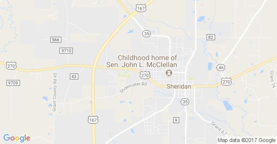 Sheridan Healthcare and Rehabilitation Center