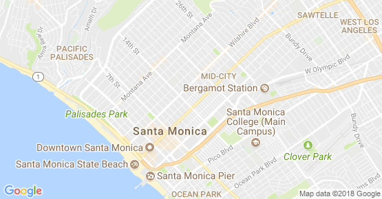 Sunrise of Santa Monica