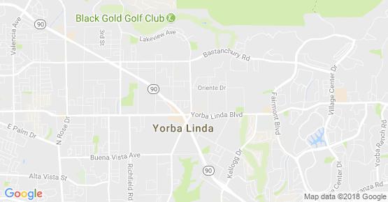 Sunrise of Yorba Linda