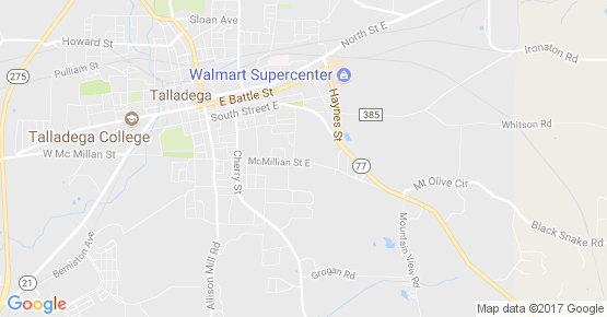 Talladega Healthcare Center, Inc
