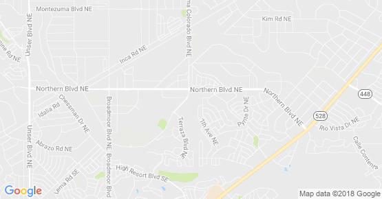 The Neighborhood In Rio Rancho