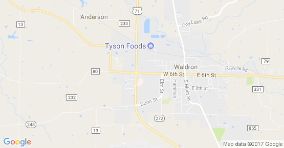 Waldron Nursing Center, Inc