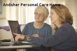 Andsher Personal Care Home