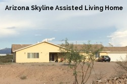 Arizona Skyline Assisted Living Home